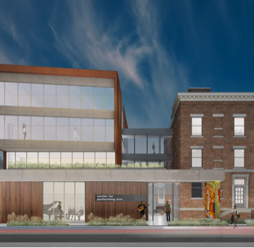 Center for Performing Arts Adding 20,000-Square-Foot Expansion