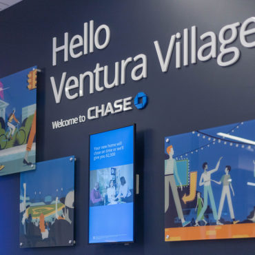 Chase Bank Opens New Branch in Ventura Village