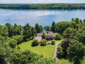 Large Lake home