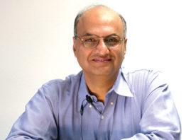Rajiv Tandon portrait