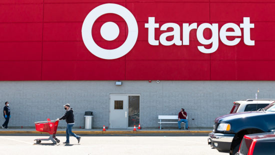 Target Drops Mask Requirement for Fully Vaccinated Customers
