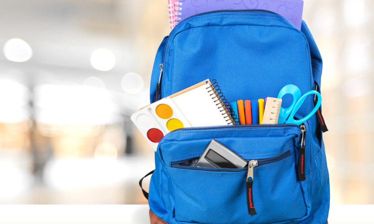 United Way Kicks Off School Supply Drive