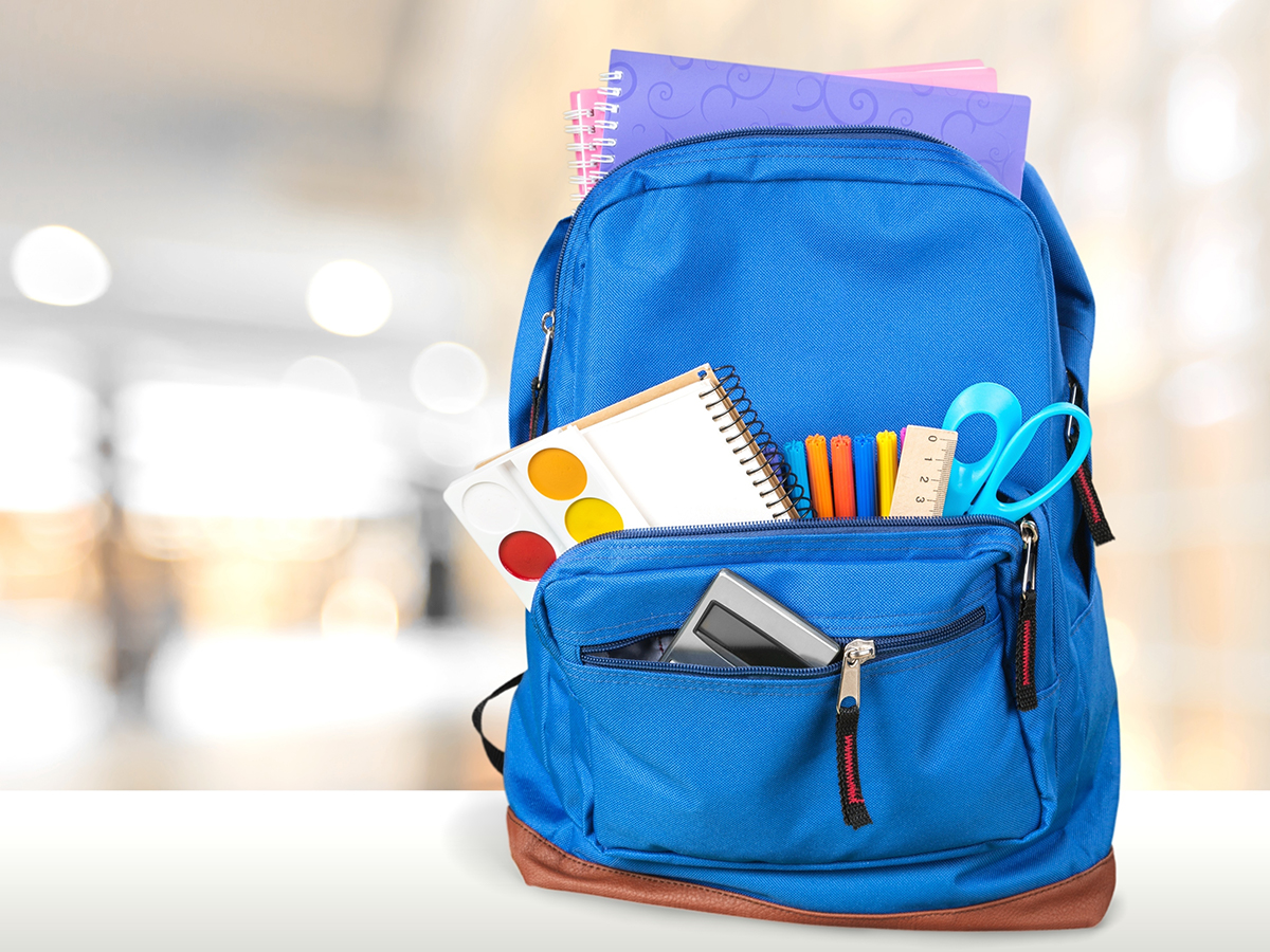 United Way Kicks Off School Supply Drive