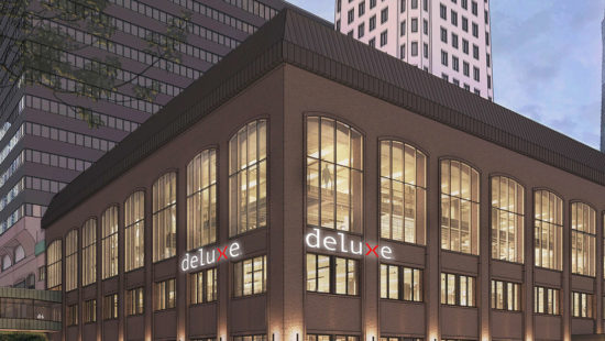 Deluxe Corp. Moving HQ to Downtown Minneapolis