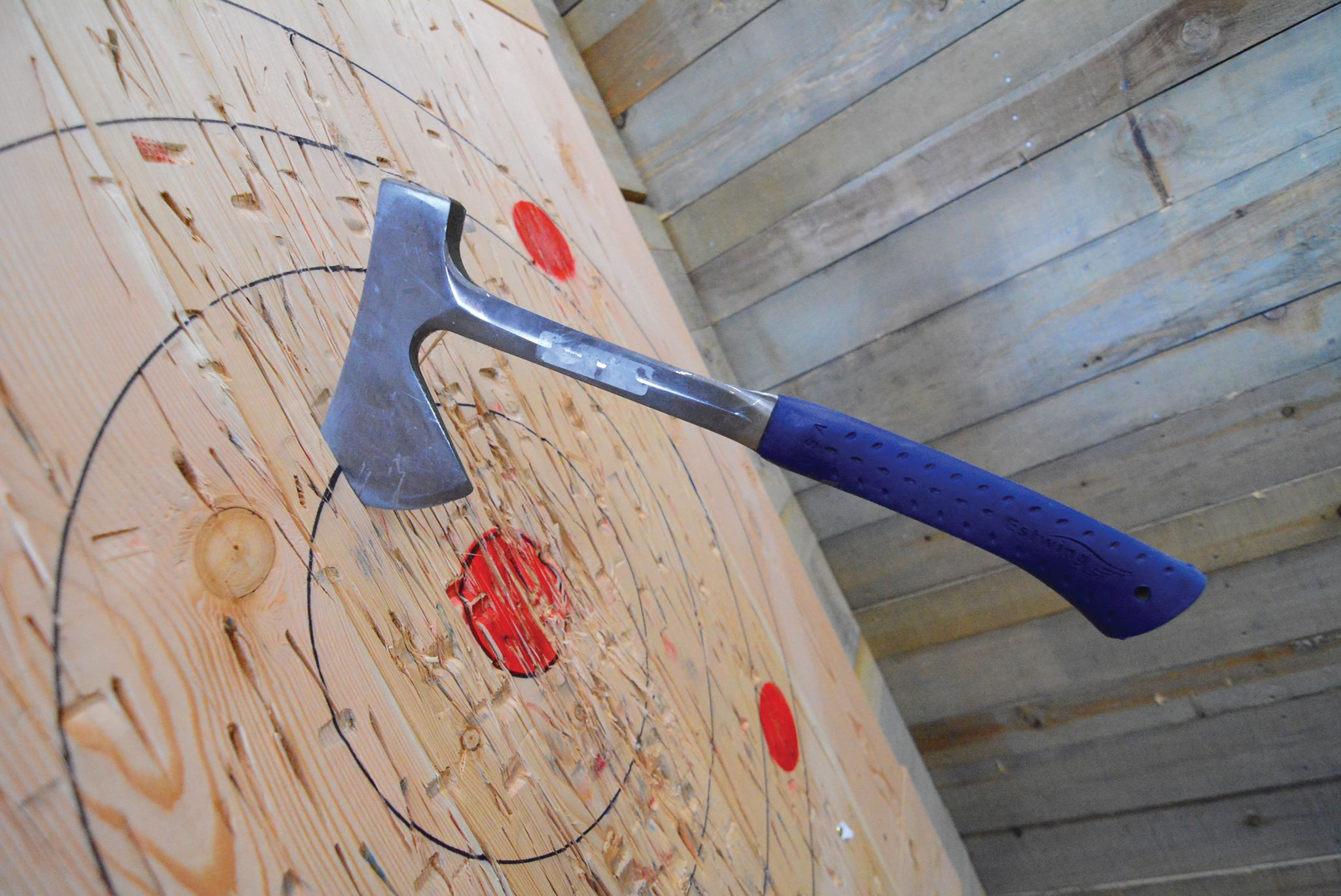 Local Axe Throwing, Go-Karting Venue to Open at MOA