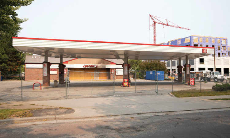 Will Destroyed Gas Stations Rebuild?