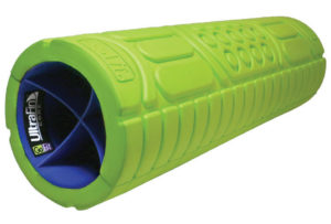 Green exercise roller