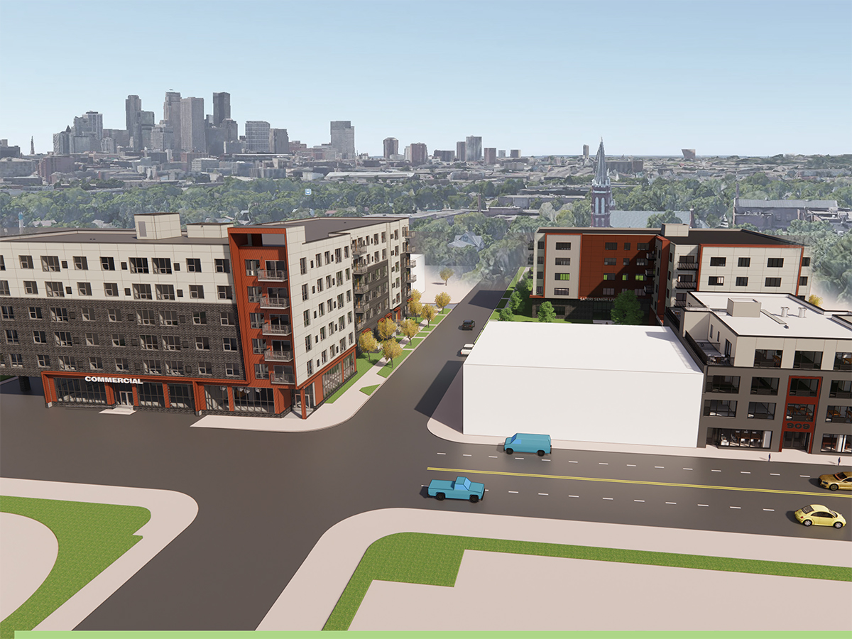 Satori Village Will Bring New Market-Rate Rentals to North Minneapolis
