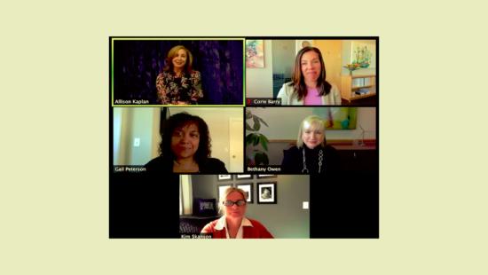 TCB Talks: Women in Leadership 2020