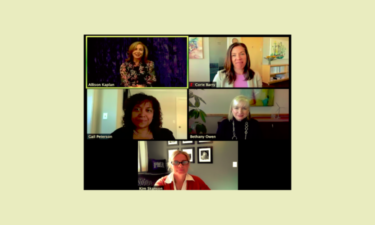 TCB Talks: Women in Leadership 2020