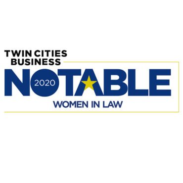 2020 Notable Women in Law Honorees