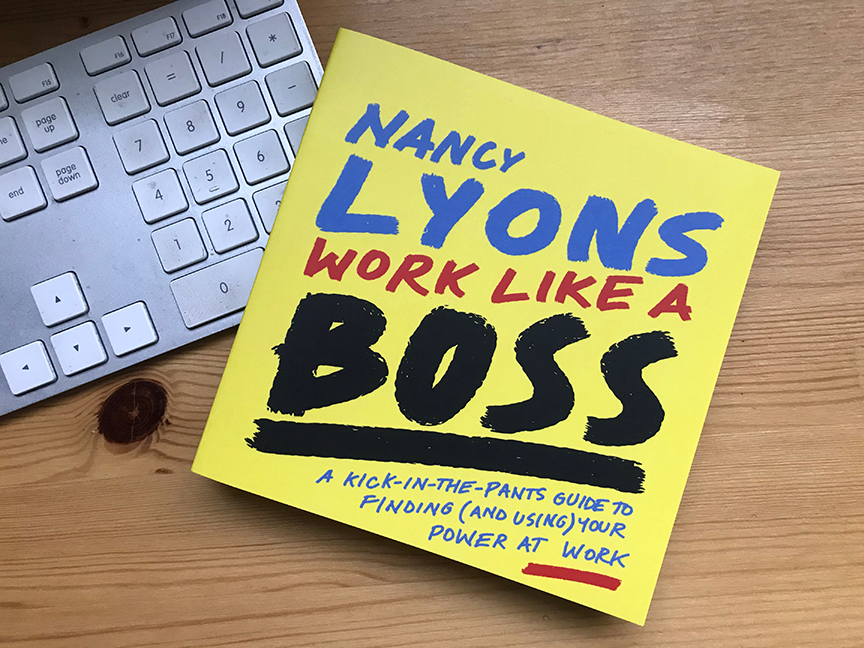 CEO Nancy Lyons' Guide to Making Work Better