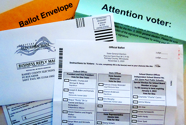 Separating Late Ballots: Implications for Minnesota
