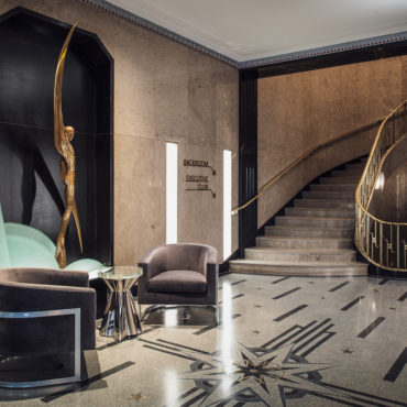 A Soft Opening for New Rand Tower Hotel
