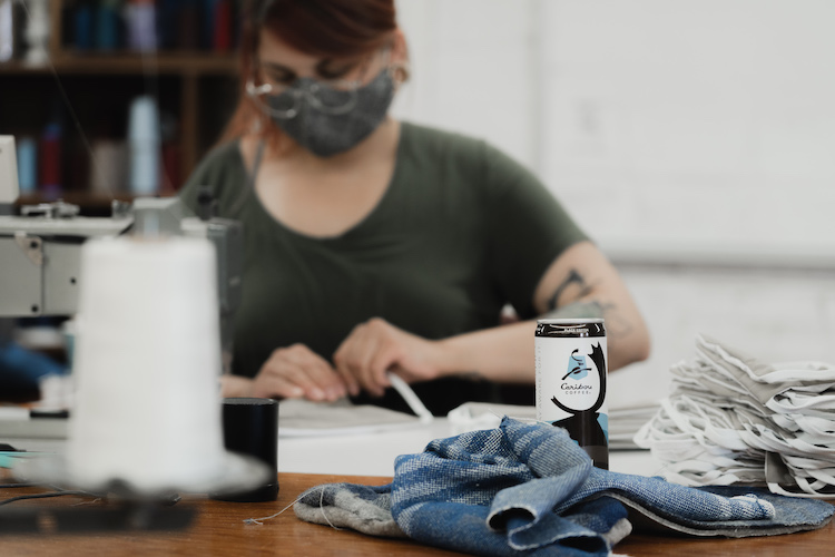 Serving and Sewing With Love