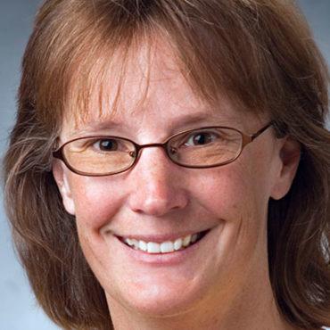 Portrait of Dr. Jane Rudd