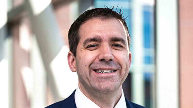 Portrait of Dr. Timothy Feyma