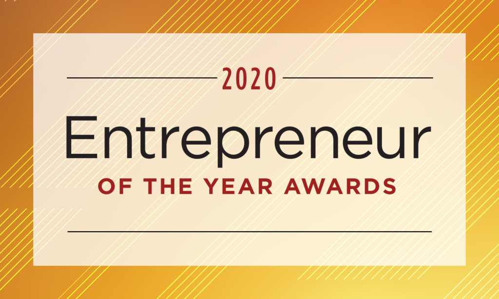 2020 Entrepreneur of the Year Finalists