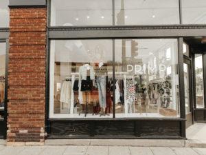 PRIMP storefront