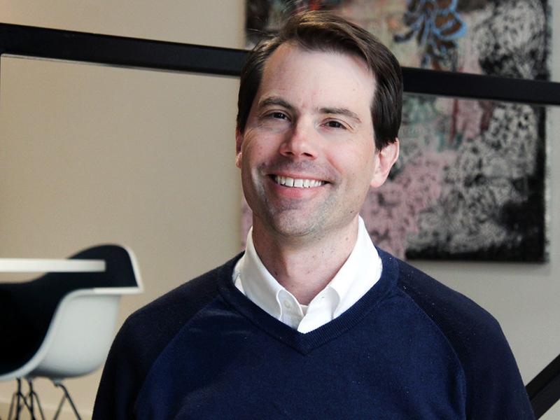 Chris Smith, President and CEO of Kipsu