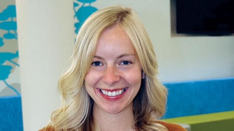Portrait of Michelle Jones