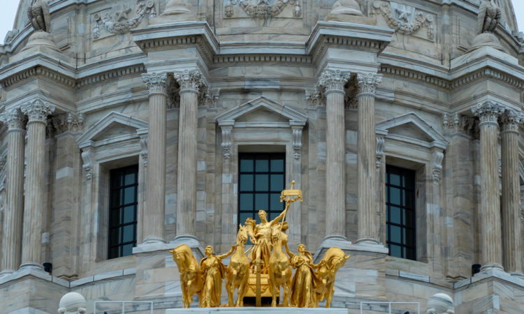 Minnesota's Budget Deficit Turns to Surplus in Latest Forecast