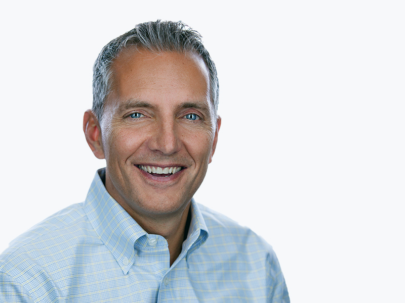 Mark Ties, CEO of Perforce Software