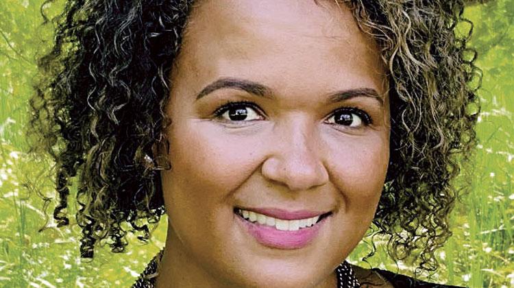 Portrait of Rochelle Johnson