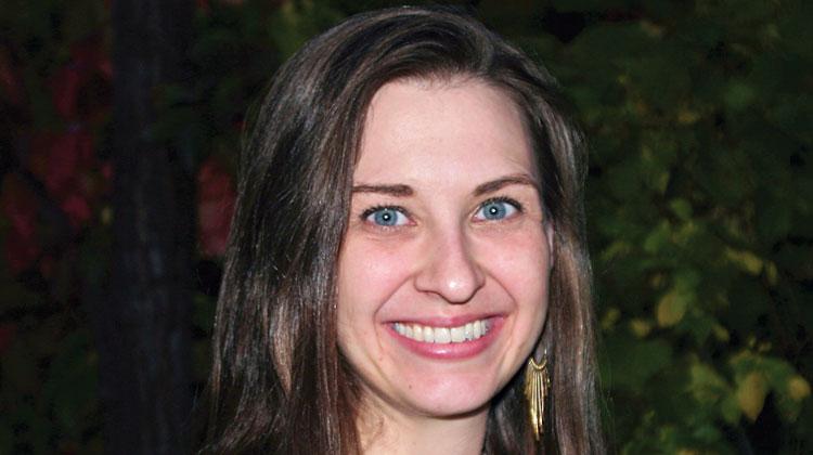 Portrait of Sarah Peterson