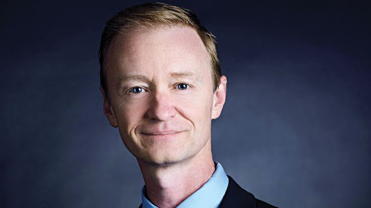 Portrait of Tom Lindquist