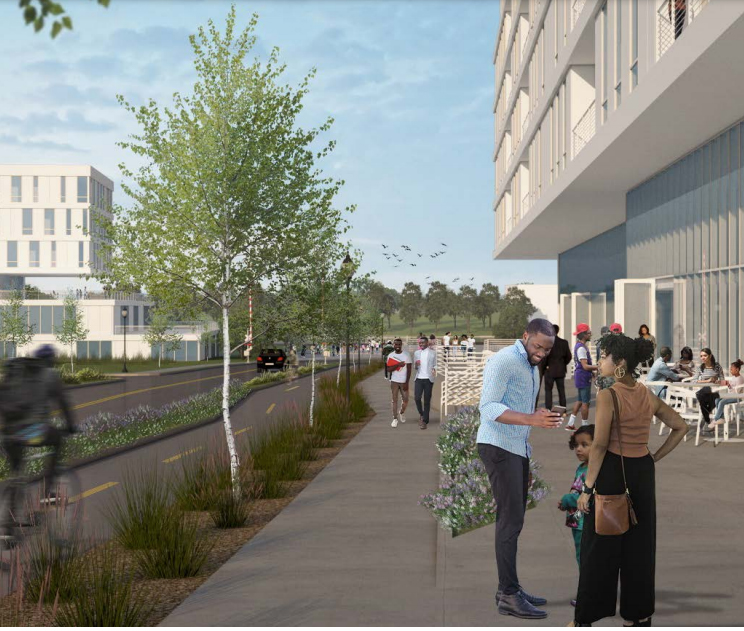 Updated Upper Harbor Plan Drops Office, Hotel Components