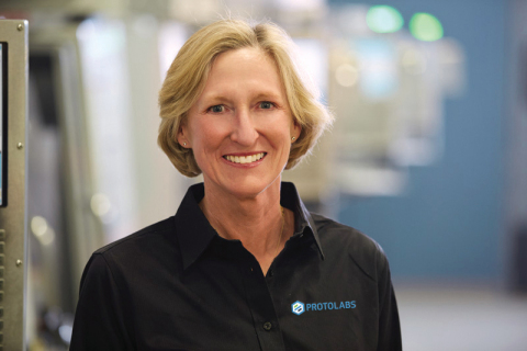Protolabs' CEO Vicki Holt to Retire