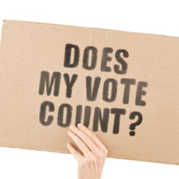 Let's Really Vote for President