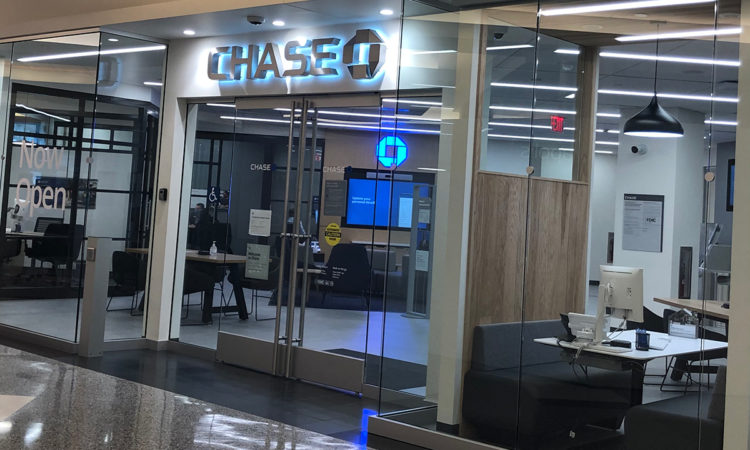 Chase Bank to Open Three More Metro Retail Banks in First Quarter