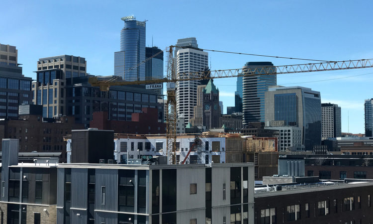 Minneapolis Saw $1.8B in 2020 Building Permits