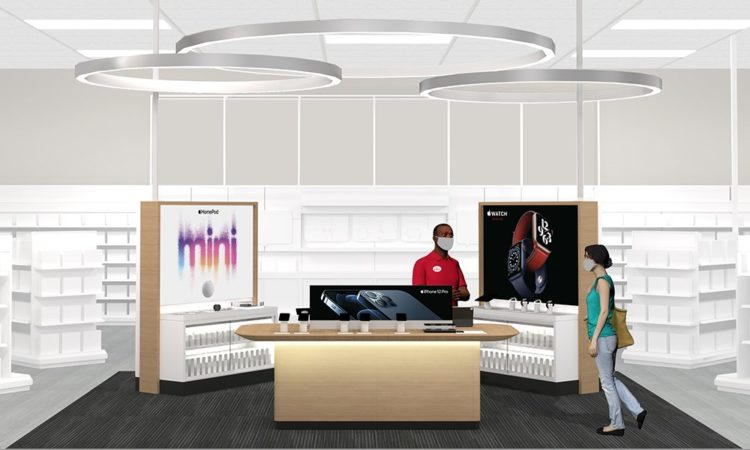 iTarget? Retailer Debuts First Wave of Apple Micro Stores
