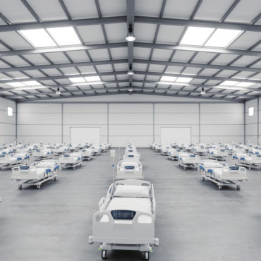 Covid Conundrum: Do We Need More Hospital Beds?