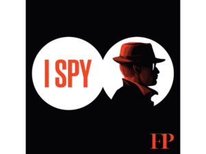 I Spy podcast logo