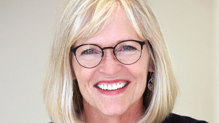 Laurie Nordquist portrait