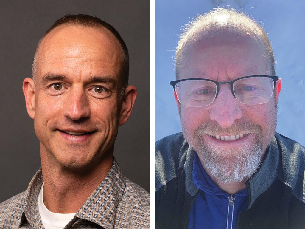 Peter Bohacek & Matt Vonk