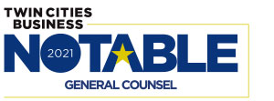 Notable General Counsel 2021 logo