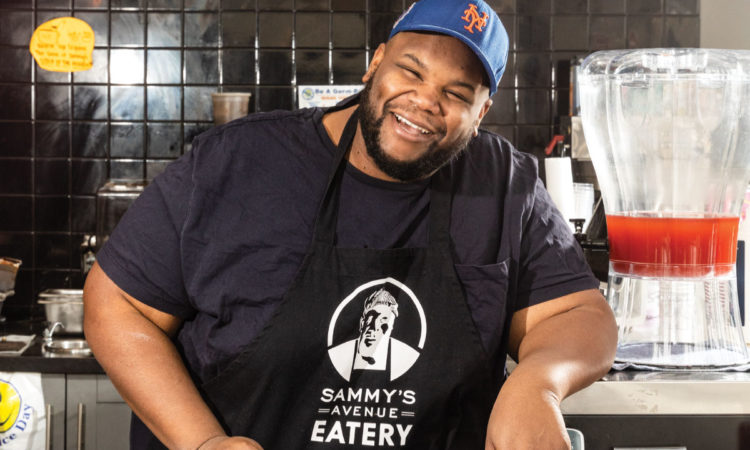 "Lip Esteem, Sammy's Avenue Eatery Selected for ""Small Business Revolution"""