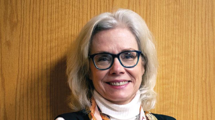 Sheilah Stewart portrait