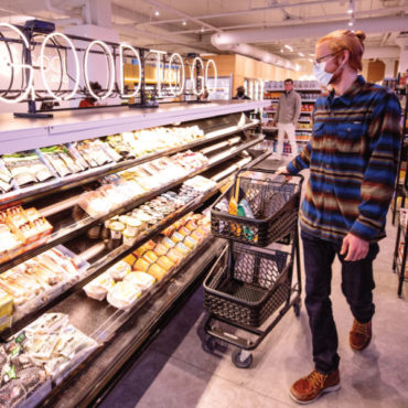 Good Grocer Puts the Soul Back in Supermarket