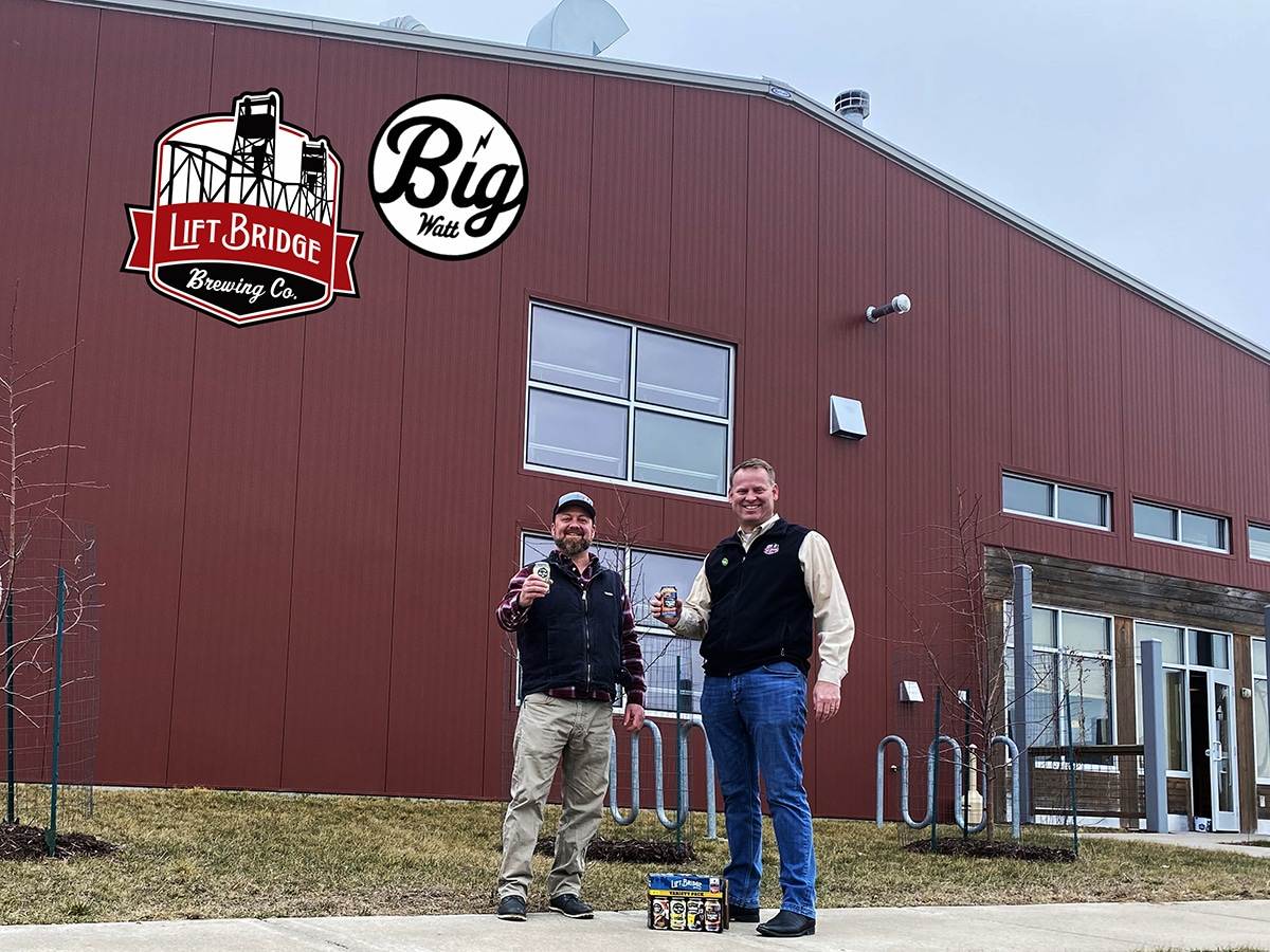Lift Bridge Brewing to Open Taproom and Production Facility in Wisconsin