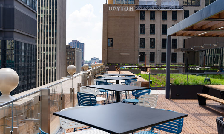 Dayton's Project Lands Ernst & Young as First Office Tenant