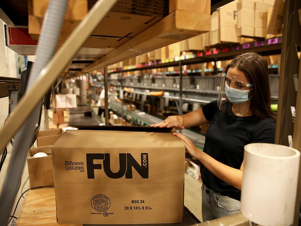 Mankato Halloween Supplier Saw Record Revenue in 2020