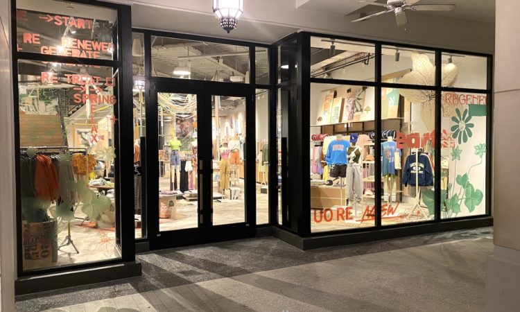 Urban Outfitters to Open at Ridgedale Center