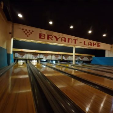 Remember That Drone Clip of Bryant Lake Bowl? It's Being Auctioned Off as an NFT