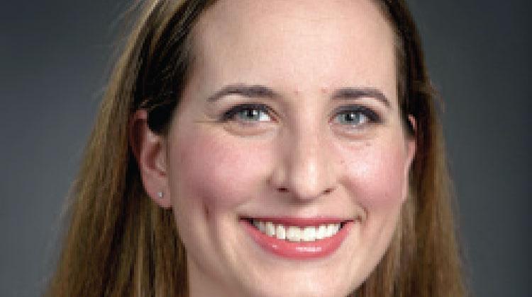 Courtney S. Ries portrait
